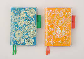 Notebook Cover Decoration Cover On Cover Decorative Series Accessories Lineup Hobonichi