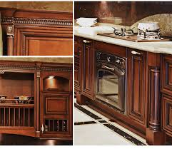 Solid Wood Kitchen Cabinets Made In Usa by Cabinet Doors In Kitchen Cherry Wood Vs Cherry Plywood Kitchen