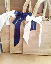 welcome bags for weddings 9 best hotel welcome bags images on wedding gift bags