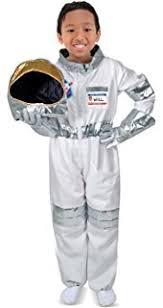 amazon com jr astronaut suit costume small clothing