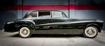 limousine rolls royce 1961 rolls royce phantom v chapron limousine