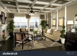 beautiful livingroom beautiful living room architecture stock images stock photo