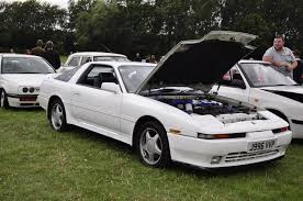 lego toyota supra classic car enthusiasts flock to earls barton toyota