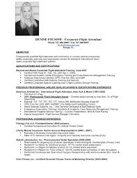 Best Resume Font Combinations by Airline Resume Resume For Your Job Application