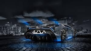 lamborghini veneno blue lamborghini veneno back crystal city car 2017 ino vision