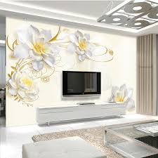 5d large flower magnolia papel murals 3d wall murals wallpaper for 5d large flower magnolia papel murals 3d wall murals wallpaper for living room tv background 3d photo murals wall paper in wallpapers from home improvement