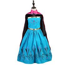 Elsa Halloween Costumes Kids Popular Girls Costumes Halloween Buy Cheap Girls Costumes