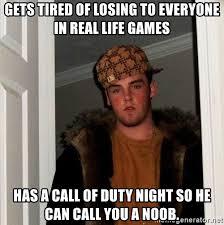 Internet Noob Meme - noob meme 28 images im a noob your argument is invalid rumble