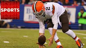 Manziel Benched Johnny Manziel Replaces Hoyer Cleveland Browns 10 Buffalo Bills