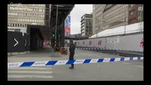 live terrorist attack in stockholm 2017 youtube