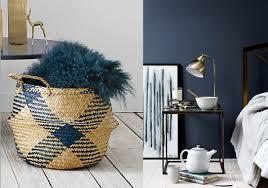 chambre bleu nuit stunning chambre bleu marine et taupe gallery design trends 2017