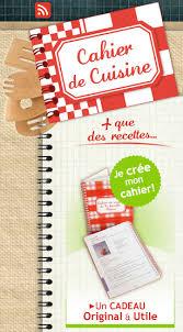 créer un livre de cuisine personnalisé creer un cahier de recettes de cuisine maison design edfos com