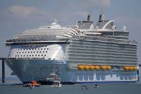 Largest Cruise Ship The Largest Cruise Ship Ever Built Cost 1 Billion U2014 And It Just