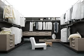 minimalist modern executive wardrobe storage walk in closet ikea
