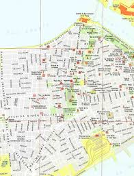 Havana On Map Large Detailed Tourist Map Of Cuba Cuba Large Detailed Tourist