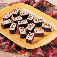 dark chocolate mocha brownies recipe taste of home