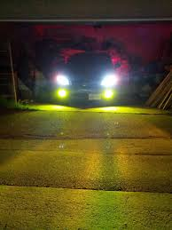 my fog lights just turn in lime green page 3