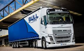 volvo truck store more in store as bull transport u0027s volvo fh16 750 hits the road