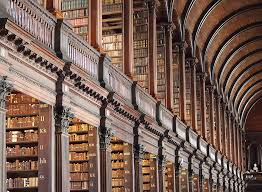 New Mexico Library For The Blind This 300 Year Old Library Chamber In Dublin Has 200 000 Books