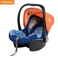 sécurité siège auto babysing portable bébé en plein air panier bébé voiture de sécurité