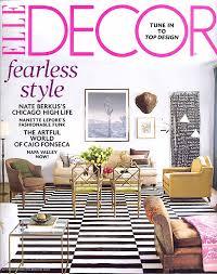 elle decor home check out the spread in elle decor