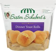 rolls for thanksgiving dinner frozen dinner rolls nutrition u2013 sister schubert u0027s
