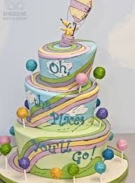 oh the places you ll go graduation graduation cakes oh the delicious places you ll go