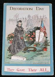 decoration day in the south may inspired memorial day