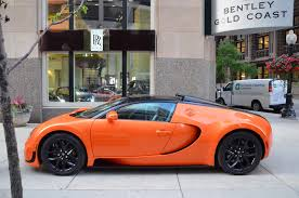 bugatti gold 2012 bugatti veyron vitesse stock 95013 for sale near chicago