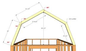 Gambrel Roof Barn 19 Pictures Gambrel Roof Barn Plans Home Plans U0026 Blueprints 67123