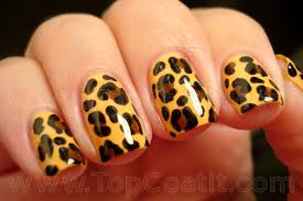 matte leopard nail art the crafty ninja robin moses nail art