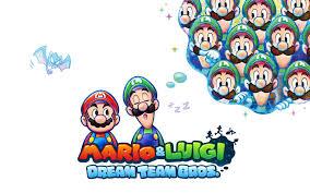 mario u0026 luigi dream team bros review u2013 dream warrior metro