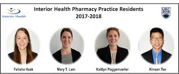 Interior Health Home Care Interior Health Pharmacy Practice Residency Program Our Residents
