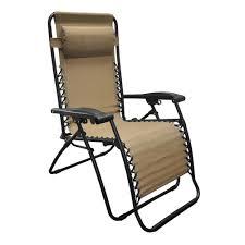 Indoor Zero Gravity Chair Oversized Zero Gravity Recliner Beige Caravan Canopy