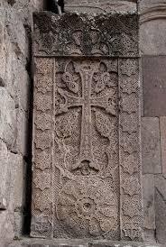 armenian crosses khachkar