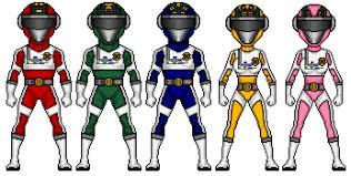 choudenshi bioman tokusatsu microheroes wiki fandom powered by