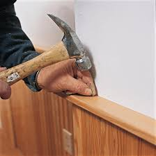 how to install venetian wall plaster and chair rail chair rail and