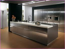Stainless Cabinets Kitchen Stainless Steel Kitchen Cabinets Florida Home Design Ideas