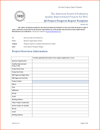 Project Status Report Email Template 11 Project Report Template Survey Template Words
