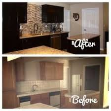 Restain Oak Kitchen Cabinets How To Paint Your Kitchen Cabinets Builder Grade Kitchen And