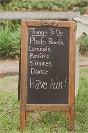 Wedding Program Board 48 Best Wedding Images On Pinterest Marriage Wedding Signage