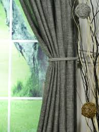 qyk246sge eos linen multi color solid rod pocket sheer curtains