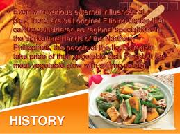 cuisine characteristics philippine cuisines