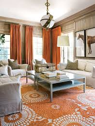 Burnt Orange Curtains Sale The Best Burnt Orange Curtains Ideas On On Grey And Beige Living