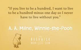 10 quotes milne winnie pooh