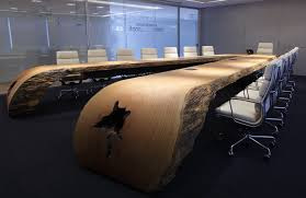 Sons Of Anarchy Meeting Table Amazing Edge Conference Table X Post R Interiordesign