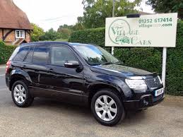 used suzuki grand vitara for sale fleet hampshire