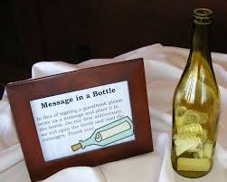 wine bottle wedding guest book clou de la soirée wedding guestbook time capsule 2010