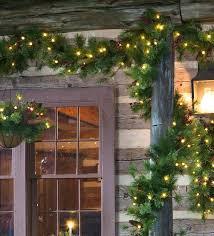 outdoor christmas garland with lights wayfair outdoor christmas decorations outdoor figures lighted a