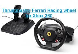 thrustmaster 458 review thrustmaster 458 italia racing wheel for xbox 360